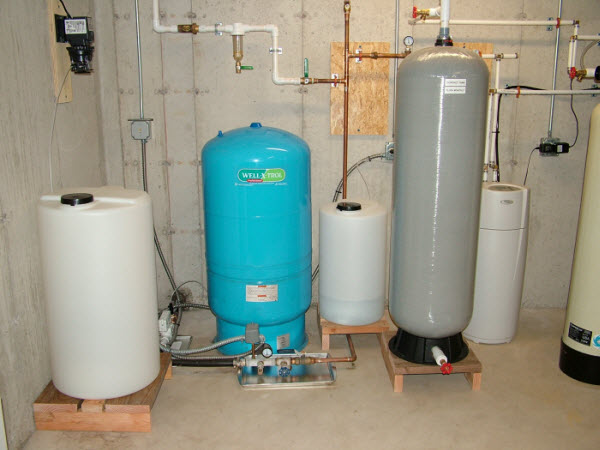 Soda Ash Water Treatment