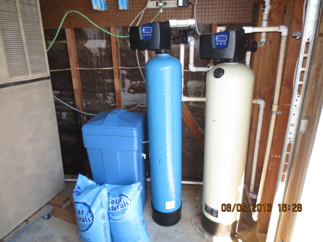 The (neutralizer and softener) systems are working great. – Testimonial