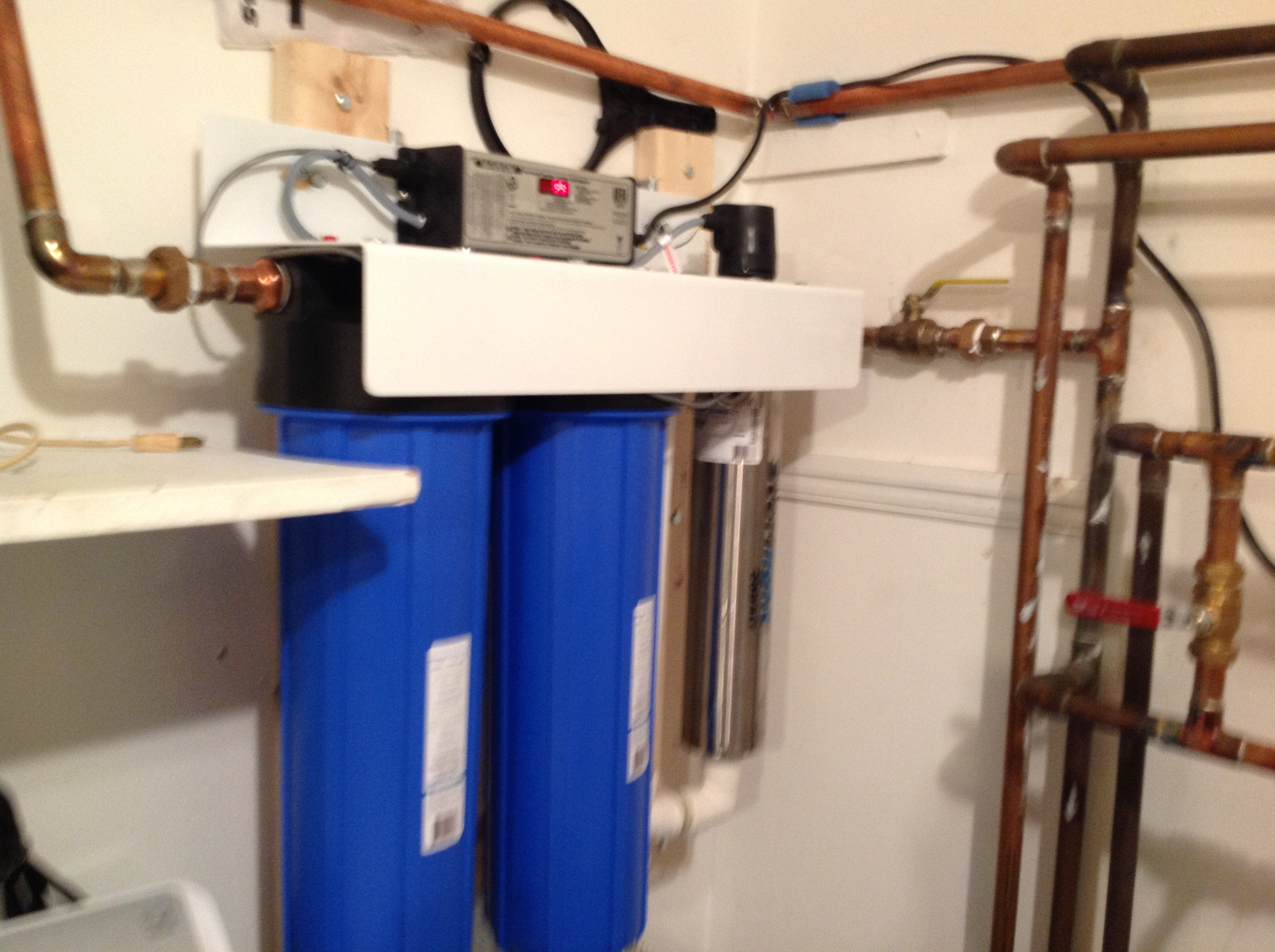 We Like Our Sterilight Cobalt Plus System