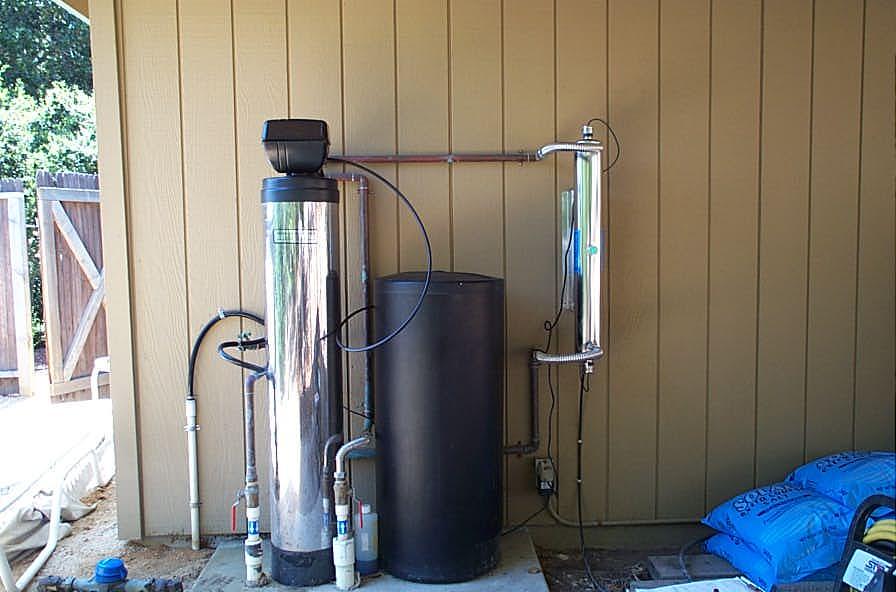 Whirlpool 33 000 Grain Water Softener Manual