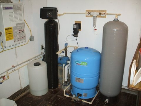 How to Filter Water after Chlorination