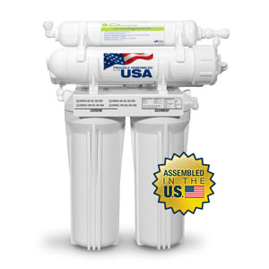 This Month's Prize: USA High Flow 4 Stage Reverse Osmosis System!