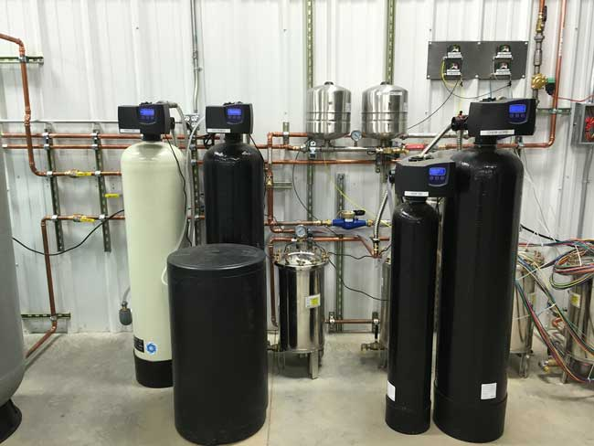 Where Should an Iron Filter Be Placed: Before or After the Well Pressure Tank?