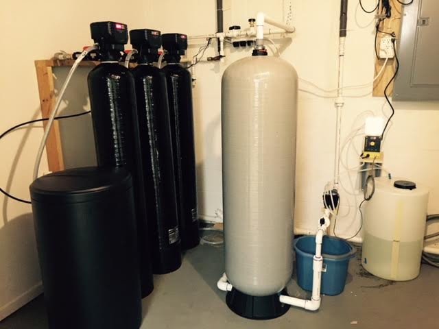 Clean Water System Installed!