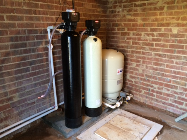 After Neutralizer Filter and Pro-OX Iron Filter system was installed: Crystal Clear and Tastes Like Spring Water