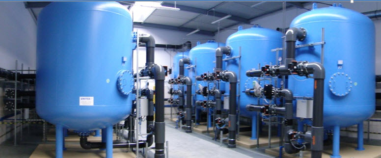 How to Size Commercial Filtration Systems for Iron and Manganese Treatment