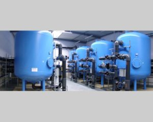 Size Commercial Filtration System For Iron Manganese Removal